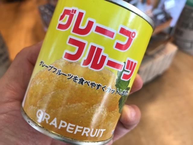 グレープフルーツ缶 (1)