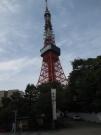 東京タワー(とうふ屋4うかいの下から)