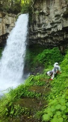 キャバマル 萬城の滝