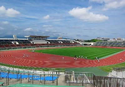 厚別公園競技場W