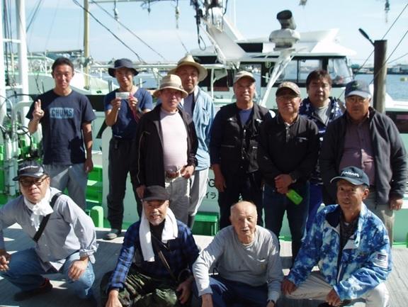 真鯛釣り大会2017