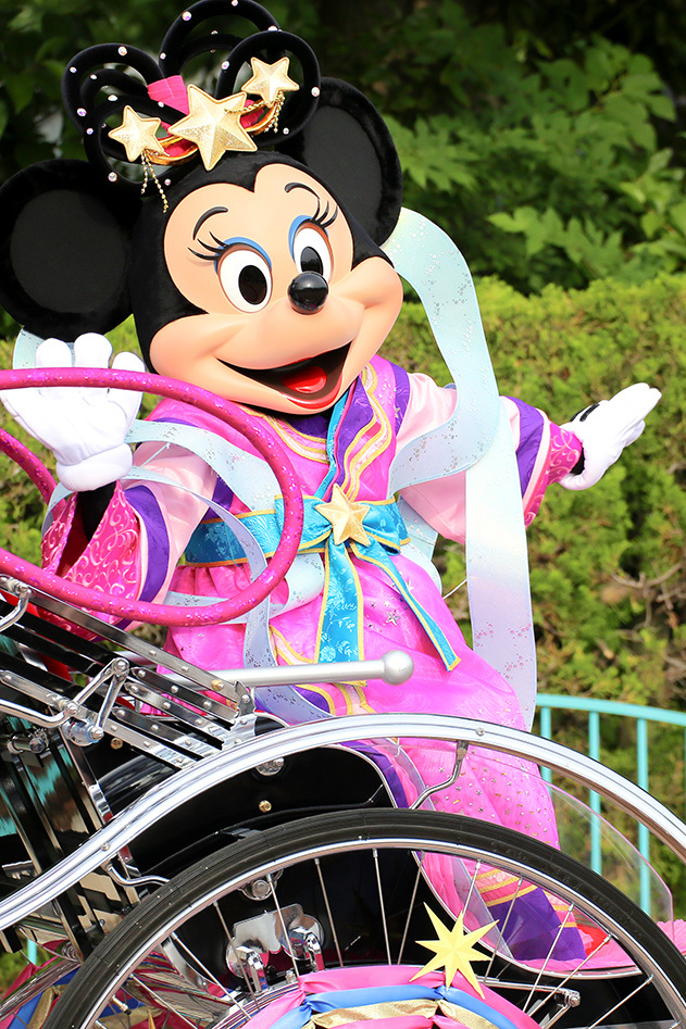 はぁぁ、お美しい/織姫ミニー1