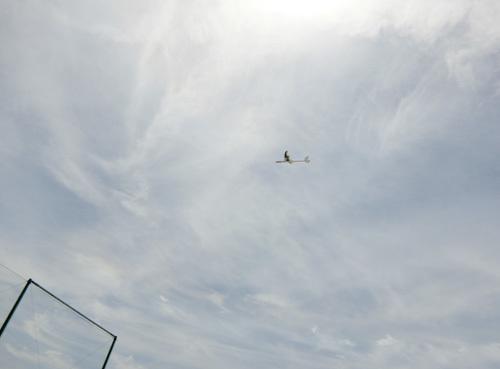 ケントウロス・ワン、飛んでるとこ。 その2。