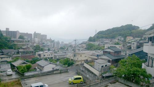 雨ですよ。今朝は。