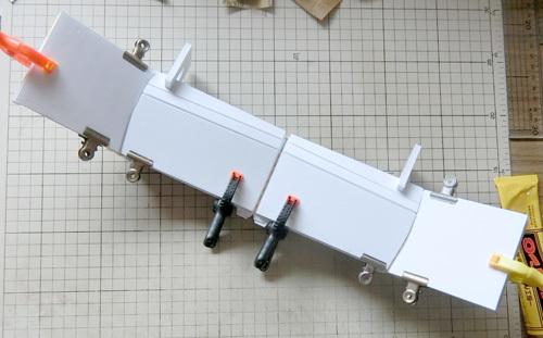 kh-18の組立、その3。
