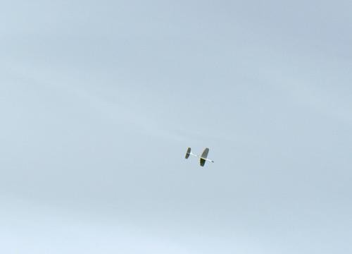 規定機、飛んでるトコ! その1。