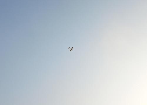 飛燕飛行中~!その3。