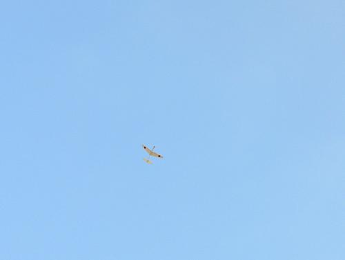 飛燕飛行中~!その2。