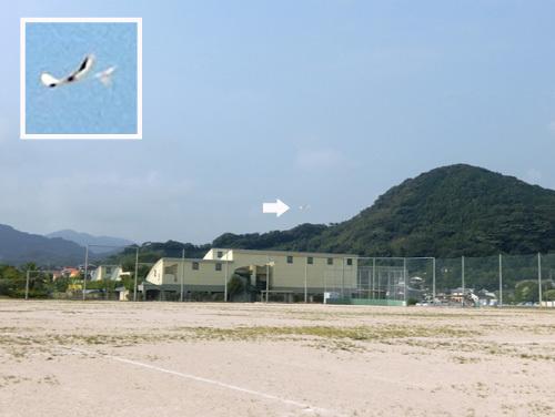 kh-1605AG、飛んでるトコ。