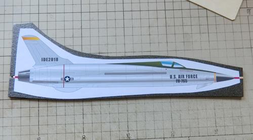 F-105の作り方。その5。