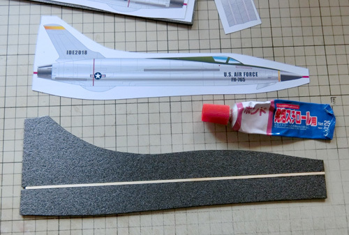F-105の作り方。その4。