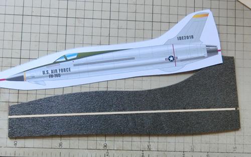 F-105の作り方。その7。