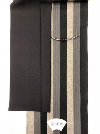 黒紗の羽織_R
