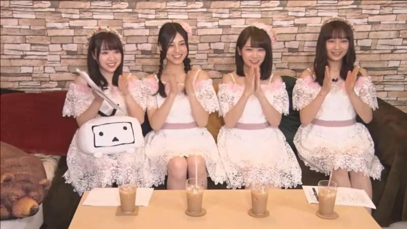 乃木坂46 真夏さんリスペクト軍団生出演~4人で最後のニコ生SP~