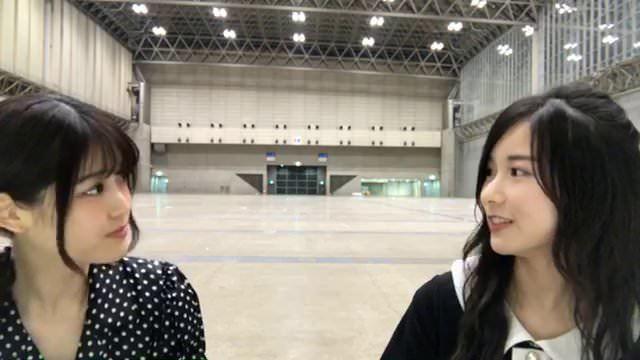 佐々木琴子「のぎおび⊿」 松村沙友理