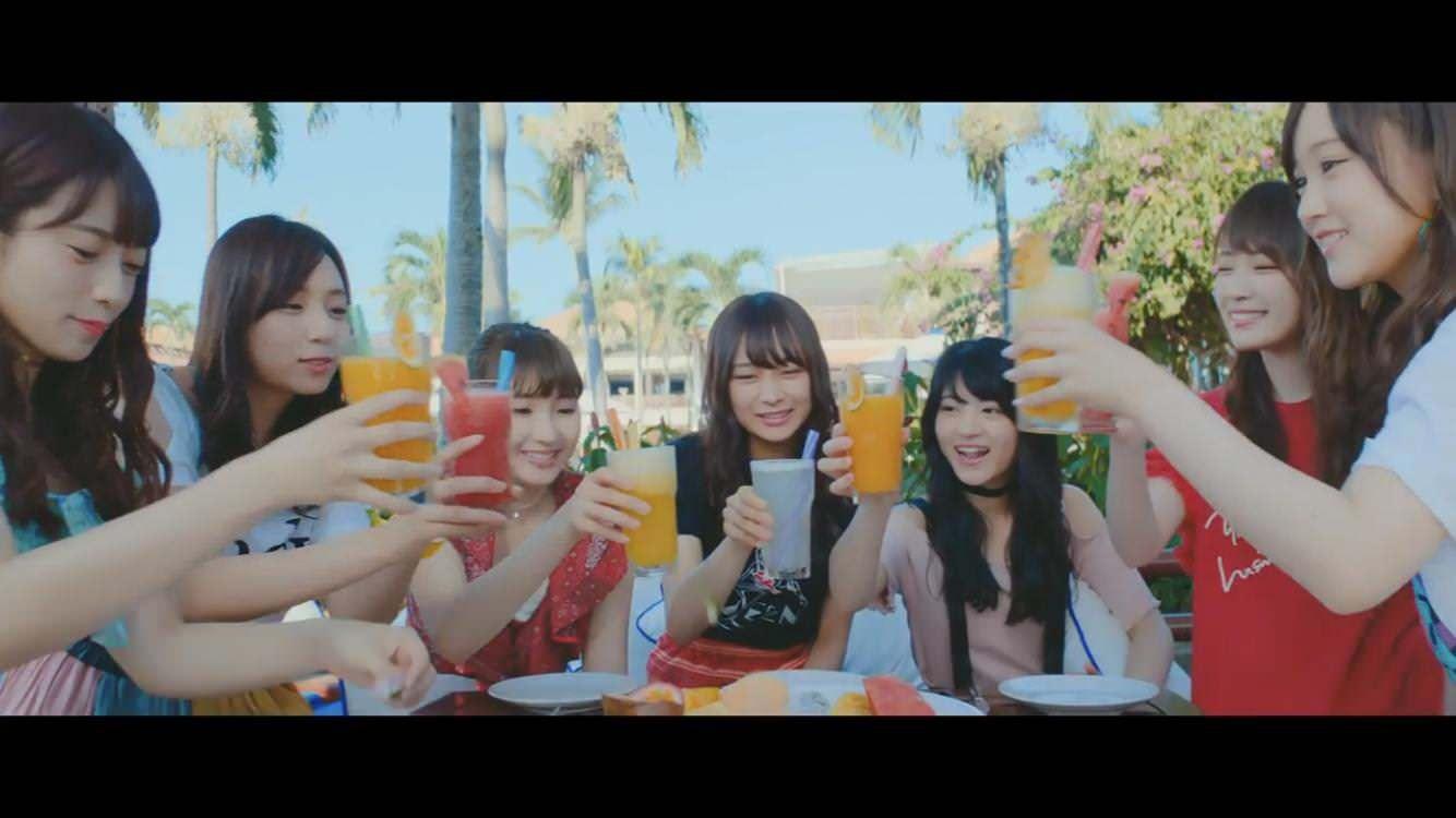 乃木坂46 21stシングル「ジコチューで行こう!」MV 鈴木絢音ライム落下