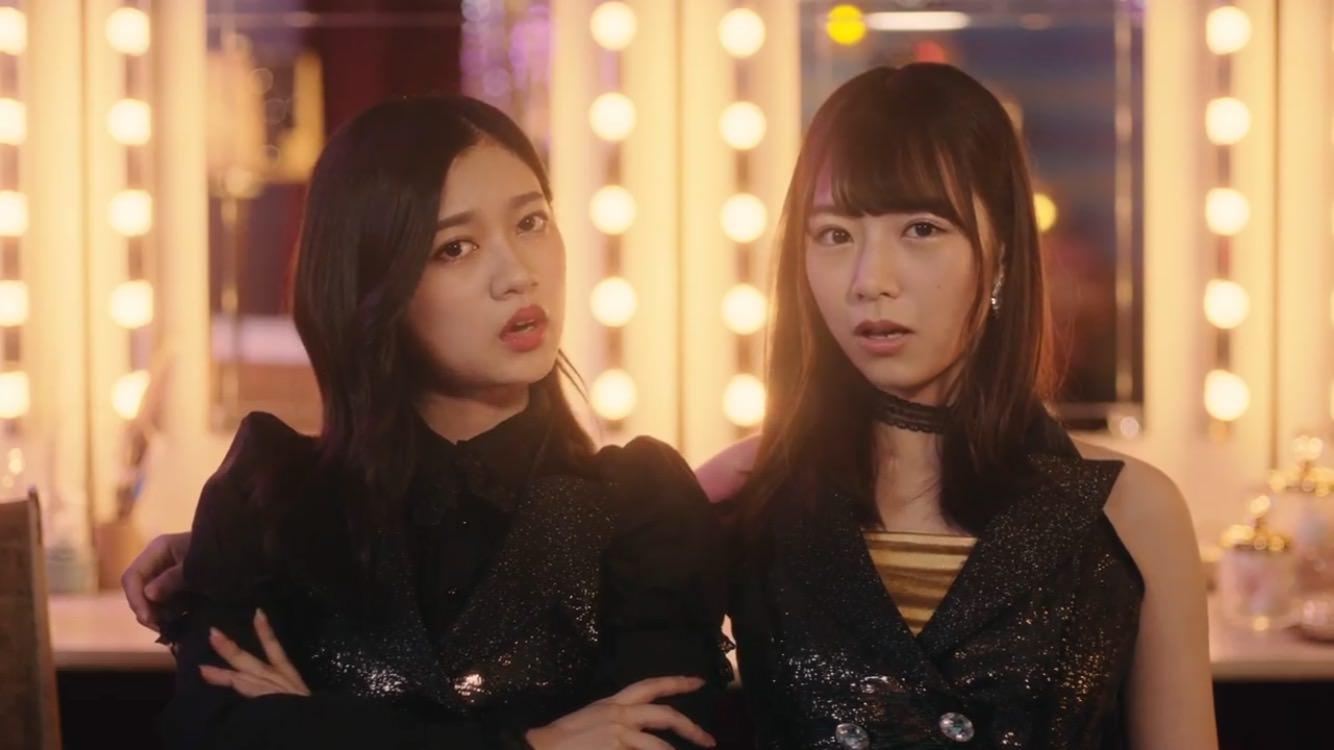 乃木坂46 21stアンダー曲「三角の空き地」MVフル2