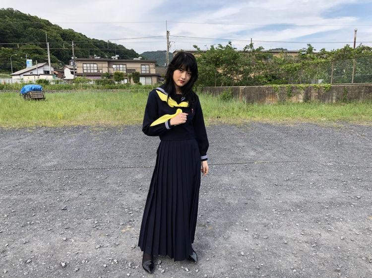 今日から俺は!! 若月佑美 スケバン・川崎明美2