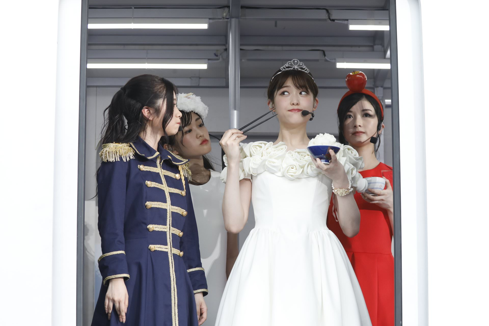 松村沙友理プロデュース「命の真実~ミュージカル『林檎売りと白米』」