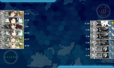 20180702艦これ6-5初クリア
