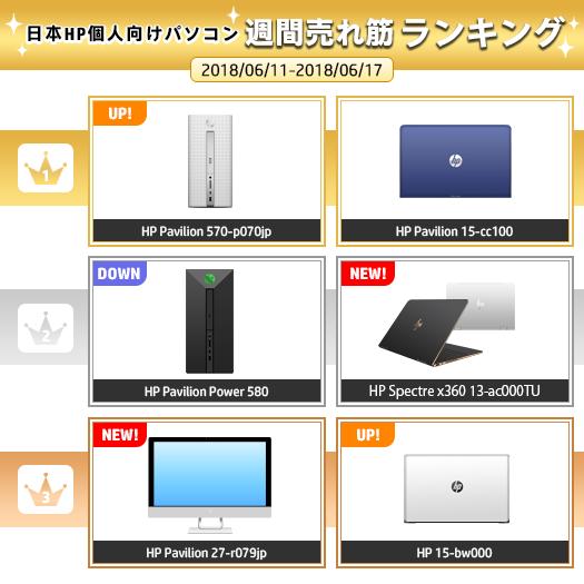 525_HPパソコン売れ筋ランキング_180617_01a