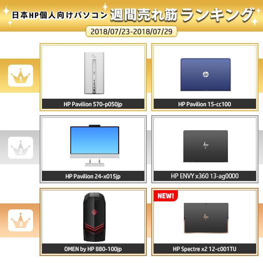 525_HPパソコン売れ筋ランキング_180729_01a