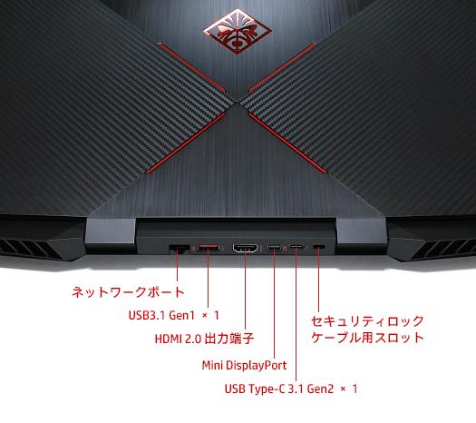 OMEN-by-HP-15-dc0000_0G1A5439_背面インターフェース