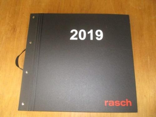 rasch(ラッシュ)2019