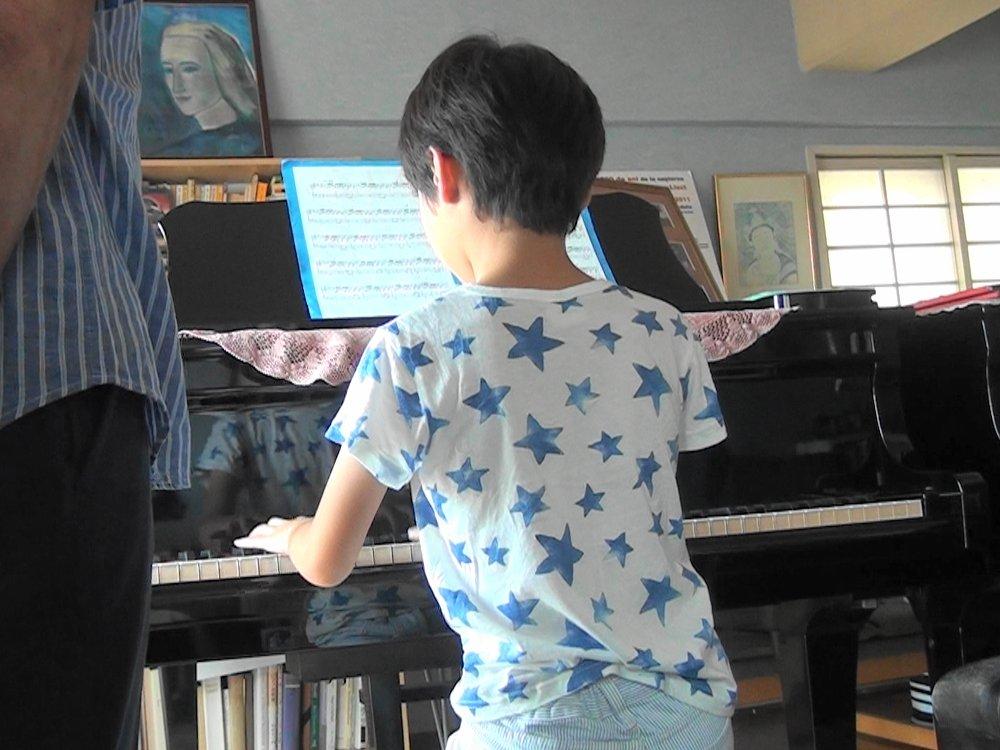 フランク先生ピアノレッスン 小学3年生