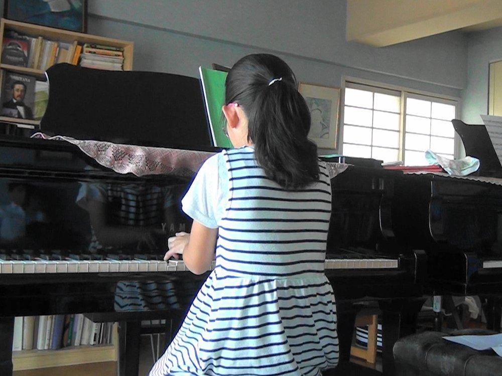 フランク先生ピアノレッスン 小学4年生