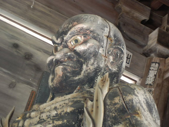 神宮寺仁王像