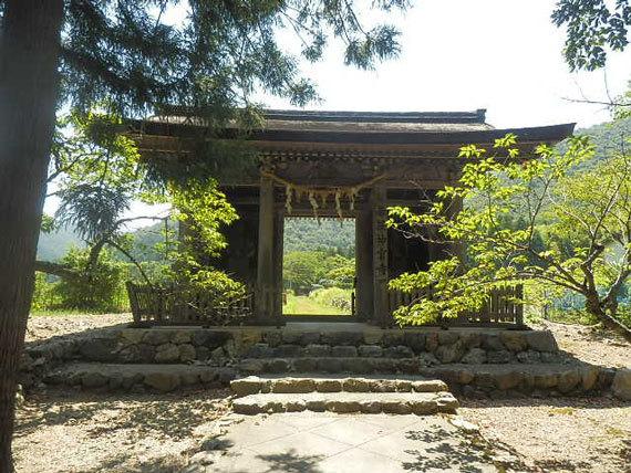 神宮寺仁王門