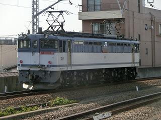1753レ EF65-2088号機単機(尻手駅)②