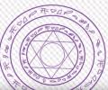 悪魔教の魔術、六芒星