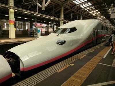 朱鷺新幹線