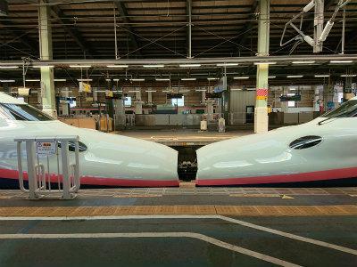 朱鷺新幹線2