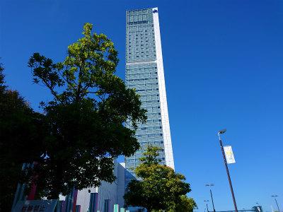 2018年8月朱鷺タワー