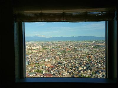 朱鷺タワー日航ホテル