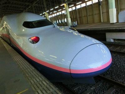 朱鷺新幹線7