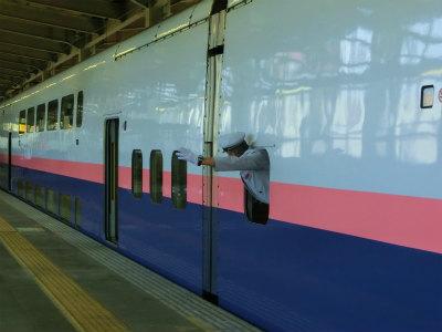 朱鷺新幹線8