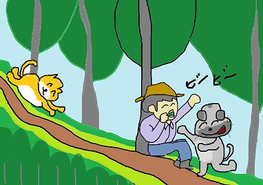 蜂飼い 3