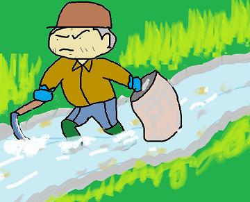 川清掃の日