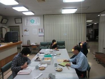 川柳会6月句会