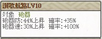 特 支倉Lv10
