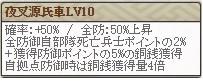 極 半蔵Lv10