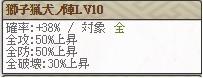 極 吉弘Lv10
