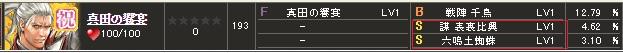真田の饗宴s