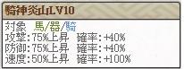 新天 勝頼Lv10