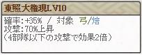 覇 家康Lv10