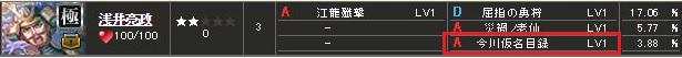 極 浅井亮政S1a